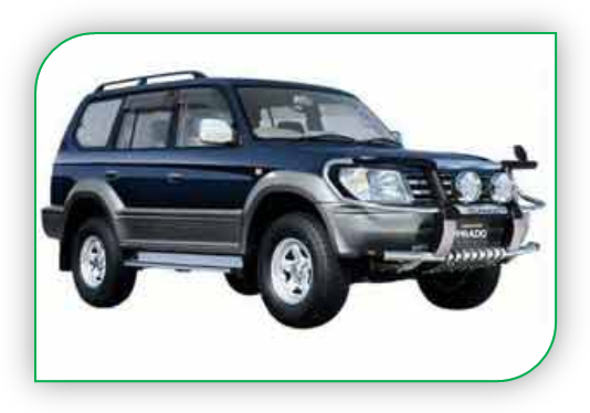 Prado - Land Cruiser