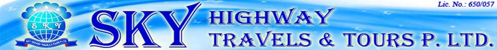 Sky Highway Travels & Tours P.Ltd.